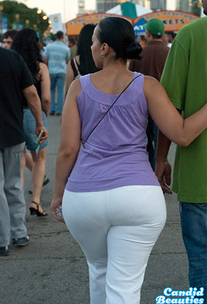 Pear Shaped Big Ass