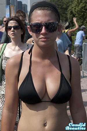 Bikini Top Tits